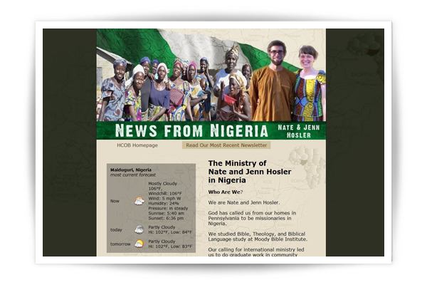 News From Nigeria