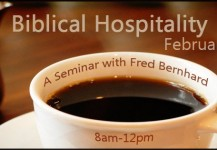Biblical Hospitality (Custom Content)