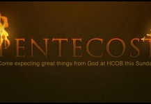 Pentecost (Custom Content)