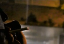 Cigarette Smoking Man (Video)