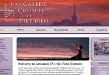 Lancaster Church of the Brethren (website)