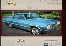 Reist Auctioneers (website)